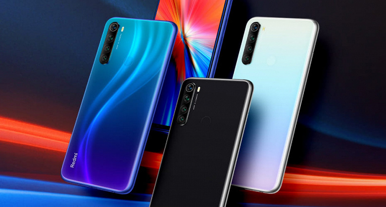 For the first time in Russia: Xiaomi released Redmi Note 8