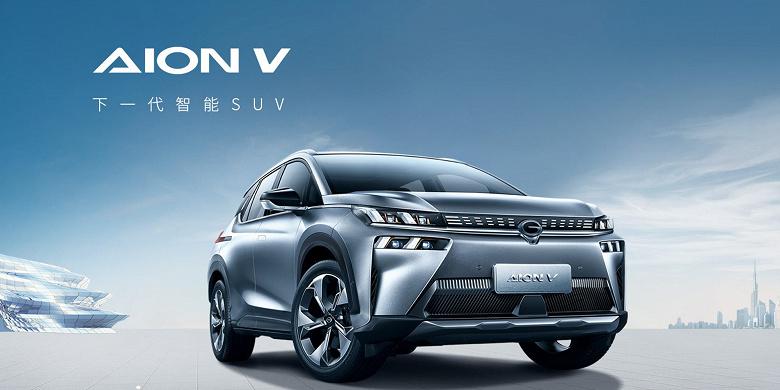 Запас хода в 1000 км и зарядка за 5-8 минут. GAC AionV EV с графеновой батареей готов совершить революцию на рынке?
