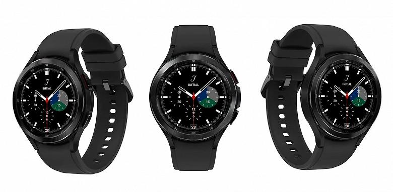 Цены всех версий умных часов Samsung Galaxy Watch 4