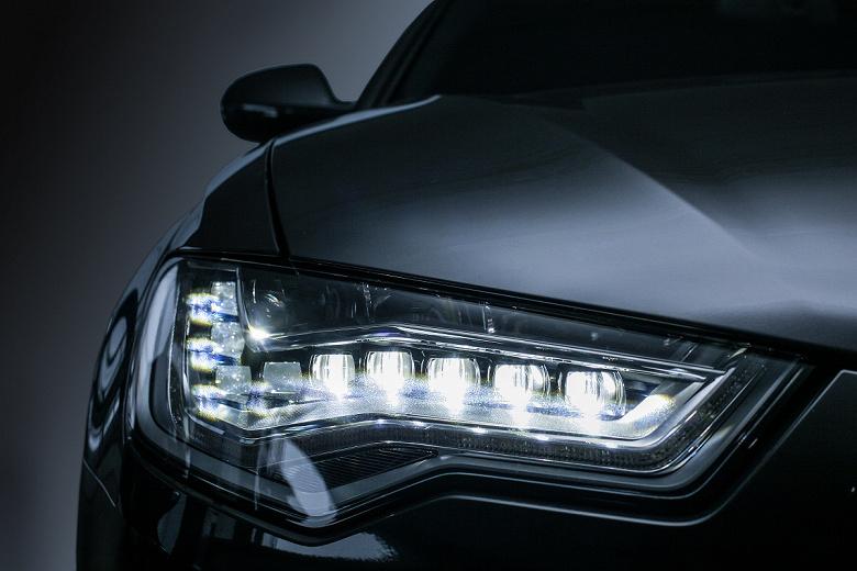 По данным Strategy Analytics, светодиоды стали доминирующим источником света в автомобилях