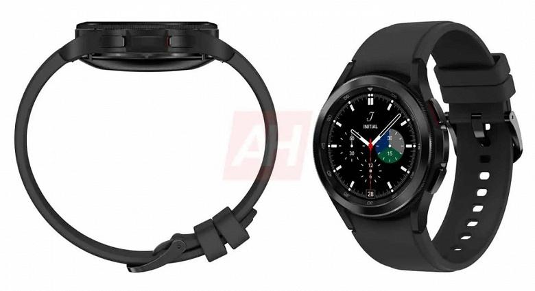 Так выглядят совершенно новые умные часы Samsung Galaxy Watch 4 Classic. Опубликованы официальные изображения