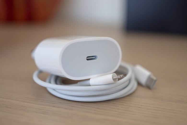 Смартфоны iPhone 13 получат поддержку быстрой зарядки мощностью 25 Вт