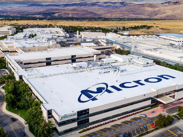 Micron продаёт фабрику в штате Юта компании Texas Instruments