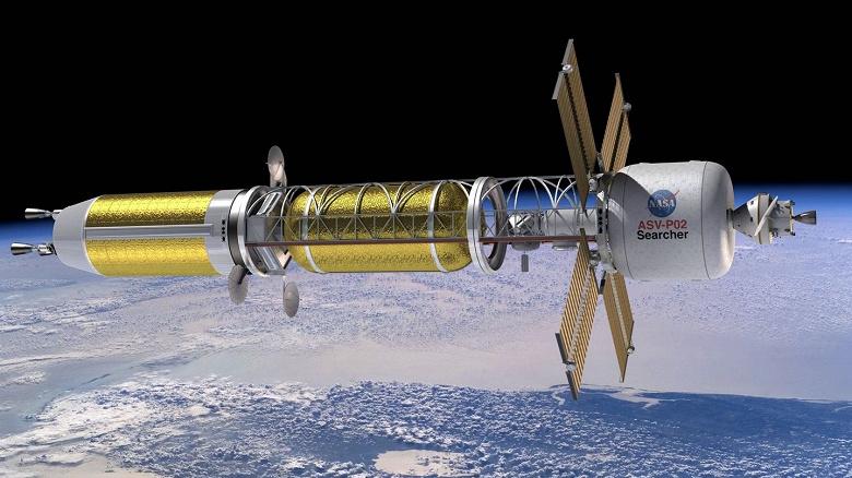 NASA возвращается к идее создания ядерного двигателя для космических кораблей