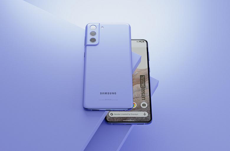 Samsung Galaxy S21 FE 5G показали на качественных изображениях в высоком разрешении