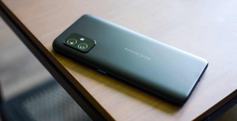 Камеру компактного флагмана AsusZenfone8 оценили примерно на уровне Google Pixel 5 и iPhone 12