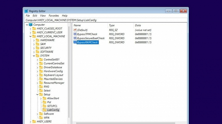 Найден простой способ установить Windows 11 на несовместимые ПК, у которых менее 4 ГБ оперативной памяти и нет модуля TPM
