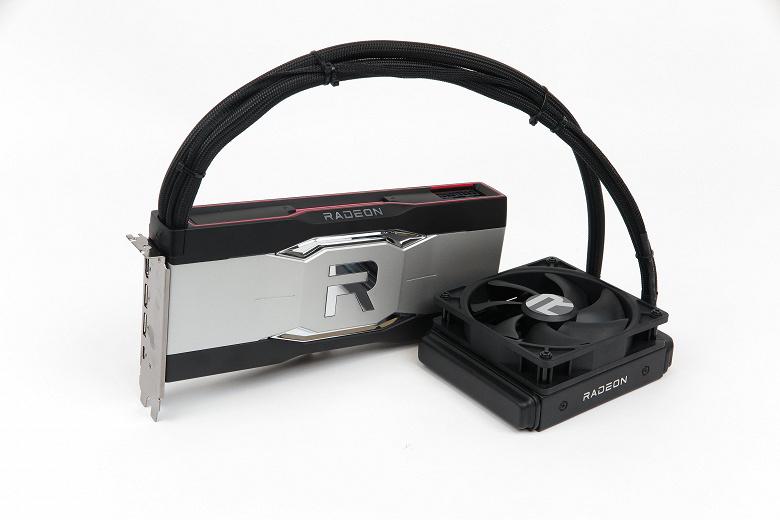 Самая мощная видеокарта AMD. Появилось масштабное тестирование Radeon RX 6900 XT LC