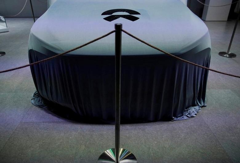 Производитель электромобилей Nio планирует к 2025 году построить по всему миру 4000 станций замены аккумуляторов