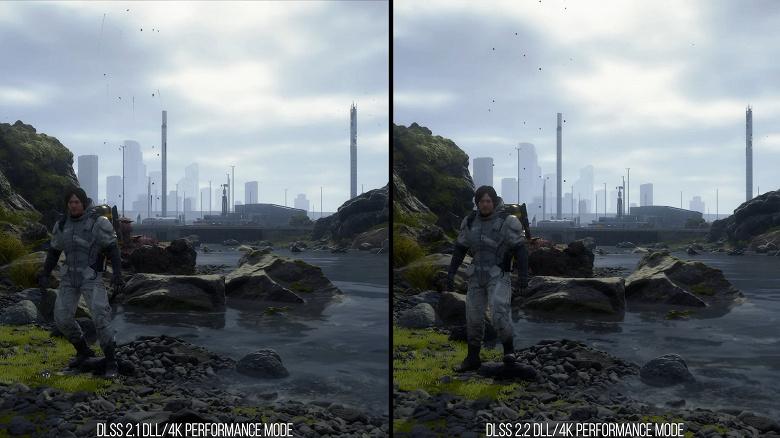 «Ускоритель игр» Nvidia DLSS действительно улучшился. Новая версия избавилась от ряда старых недостатков