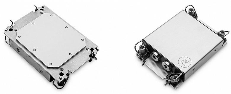 В линейку EK-Pro вошли водоблоки для процессоров Intel Xeon W-3300