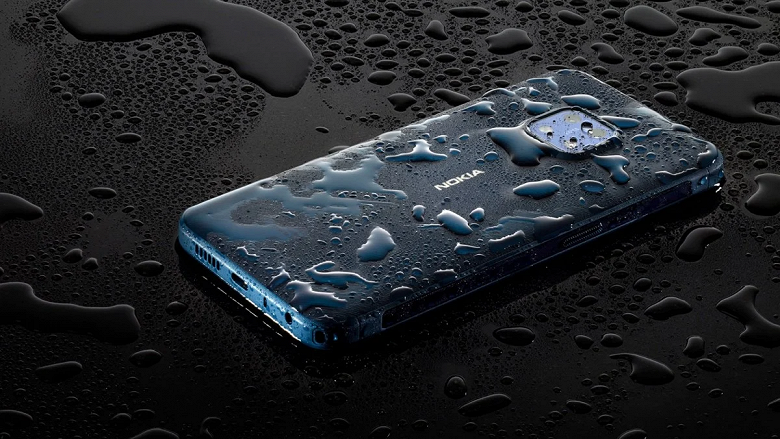 Защищённый смартфон Nokia XR20 оснащён камерой Zeiss и разъёмом 3,5 мм: опубликовано официальное изображение