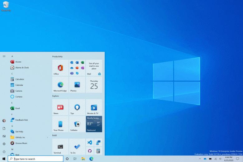 Microsoft раскрыла подробности об обновлении Windows 10 21H2