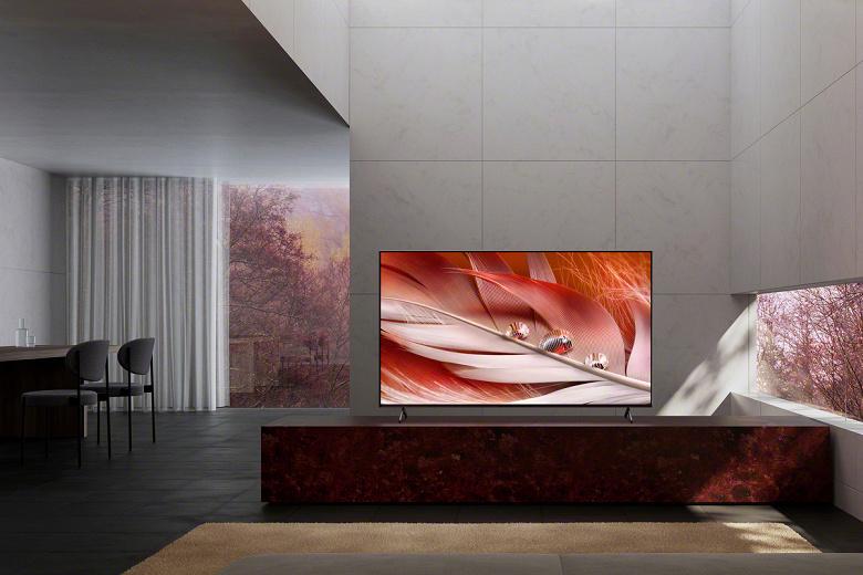 В России начались продажи первых в мире телевизоров Sony с когнитивным интеллектом, «имитирующим работу человеческого мозга»