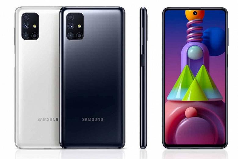 SamsungGalaxy M52 5G со Snapdragon 778G и аккумулятором на 5000 мА•ч готов к выходу