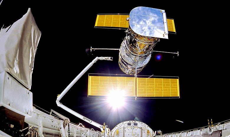 NASA удалось вернуть в строй космический телескоп Хаббл