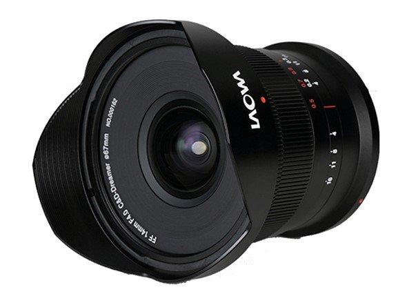 Представлен объектив Laowa 14mm F4 Zero-D для зеркальных камер
