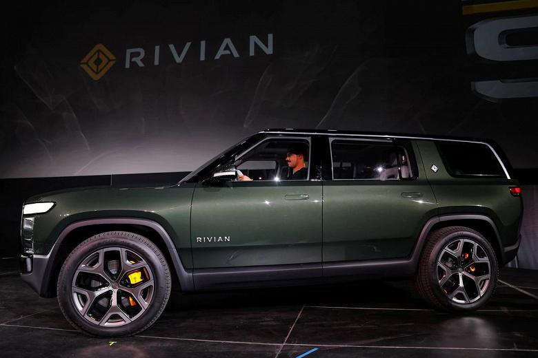 Rivian снова откладывает поставки электромобилей