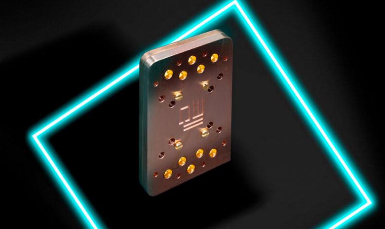 Первый квантовый процессор для свободной продажи. QuantWare выпустила пятикубитовый Soprano