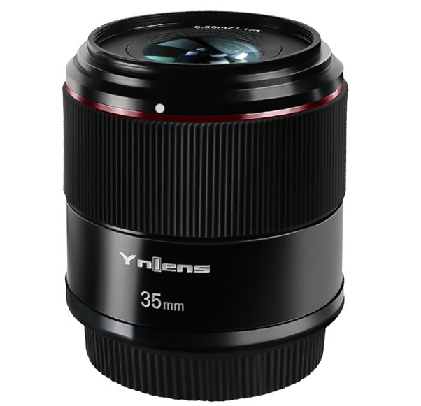 Yongnuo YN35mm f / 2S DF DSM full frame lens with Canon RF mount introduced