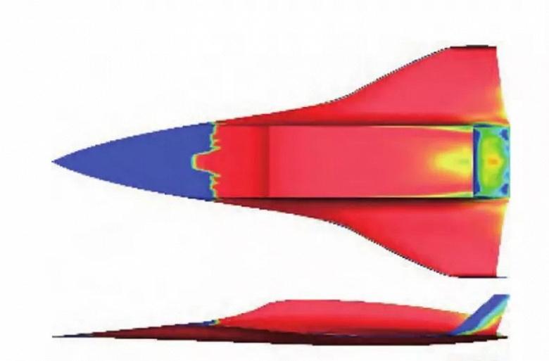 Китай разрабатывает гиперзвуковой пассажирский самолёт
