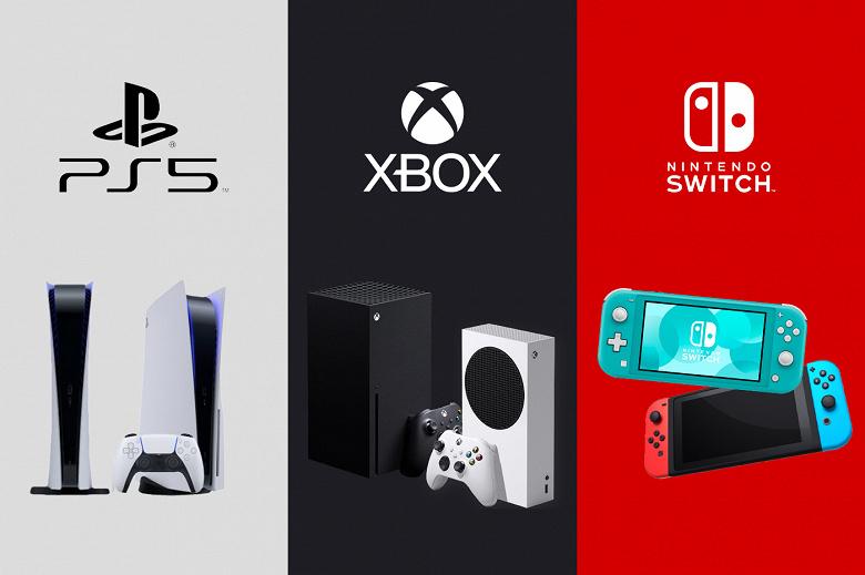 Консоли Xbox Series впервые обошли PlayStation 5 по продажам в США. Но только в денежном выражении