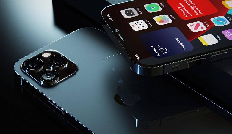 iPhone 13 не получит сканер отпечатков пальцев