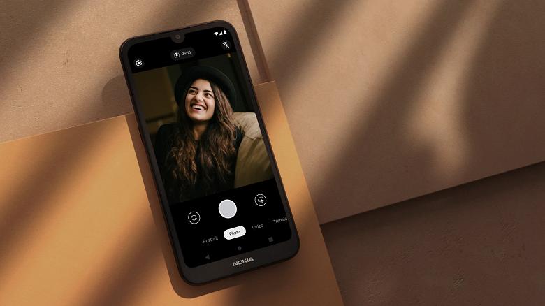 Самый дешёвый смартфон Nokia 2020 года получил обновление до Android 11