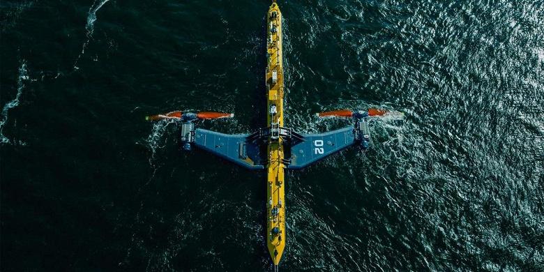 Самая мощная в мире приливная электростанция начала вырабатывать электроэнергию