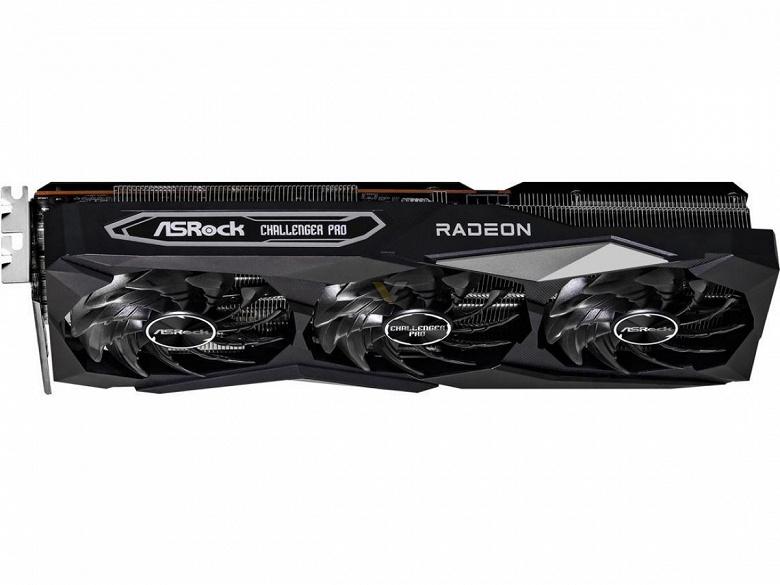 Маленькая, но мощная видеокарта. ASRock Radeon RX 6600 XT Challenger ITX является самым компактным адаптером линейки RX 6000