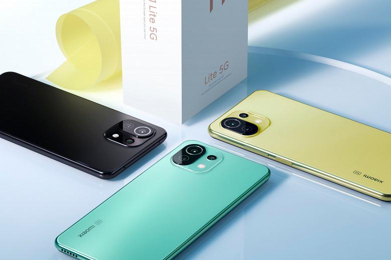Самый лёгкий и тонкий мобильный телефон в истории Xiaomi, а также первый 5G-смартфон с корпусом из магниевого сплава рекордно подешевел в Китае