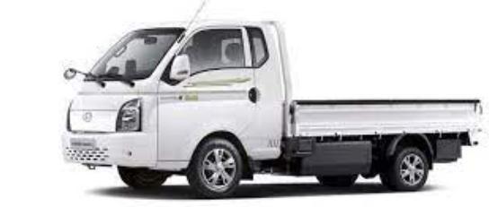 В Южной Корее за месяц продано более 30000 электрических грузовичков Hyundai Porter и Kia Bongo