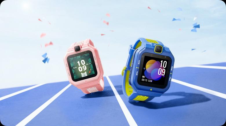 Стартовали продажи первых умных часов Amazfit специально для детей