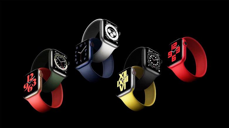 Apple удалось приучить пользователей покупать самые дорогие умные часы. Компания остаётся неоспоримым лидером рынка