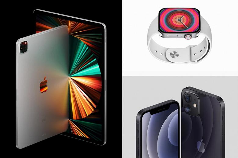 Новые Apple Watch в кардинально переработанном дизайне: реалистичные изображения