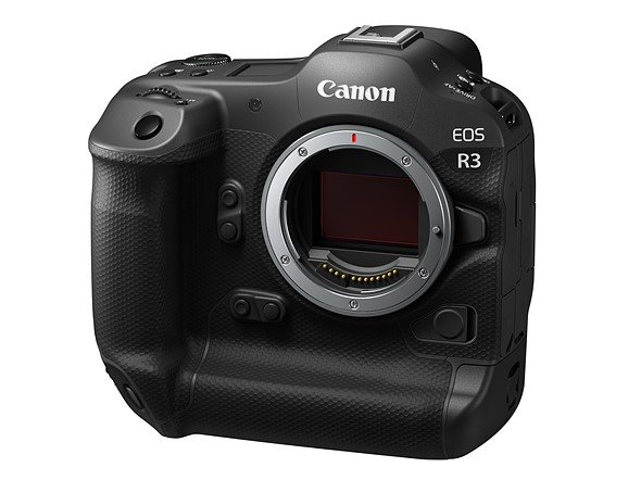 Подтверждено, что в Canon EOS R3 используется датчик разрешением 24 Мп