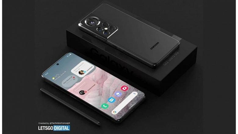 Samsung Galaxy S22 получит новую 50-мегапиксельную камеру
