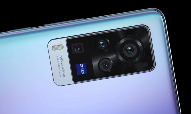 Первый процессор обработки изображений Vivo дебютирует в Vivo X70 уже в сентябре