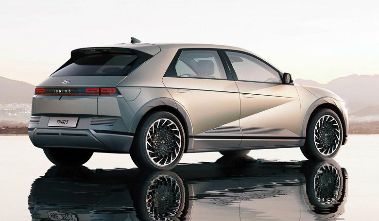 Hyundai Ioniq 5 «взорвал» продажи электрифицированных автомобилей Hyundai