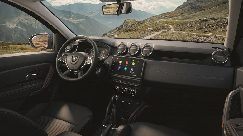 Представлен кроссовер Dacia Duster Extreme Limited Edition