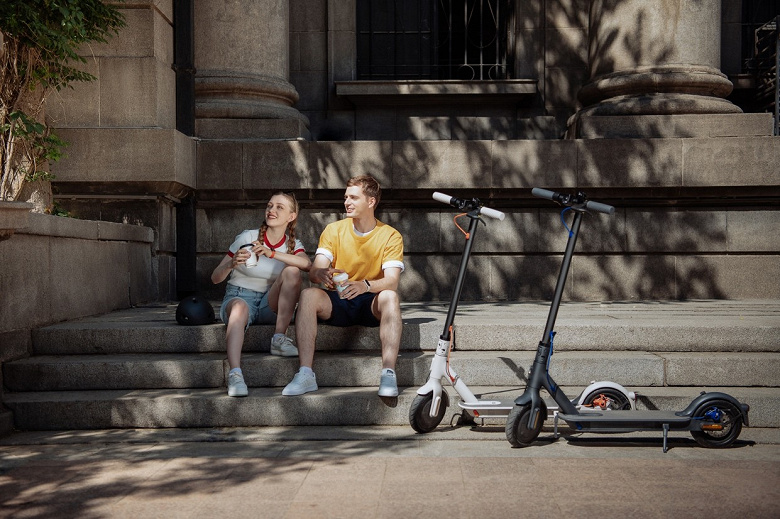 Электросамокат Xiaomi Mi Electric Scooter 3 уже продаётся в Европе