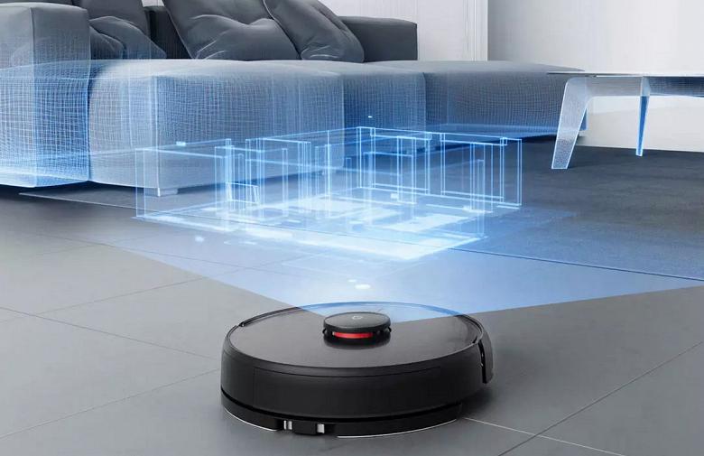На радость хозяйкам: представлен первый робот-пылесос Xiaomi, созданный специально для мытья полов
