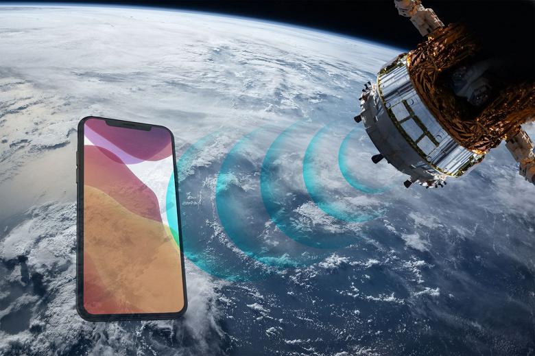 Bloomberg: «Спутниковая связь в iPhone будет ограничена экстренными сообщениями»