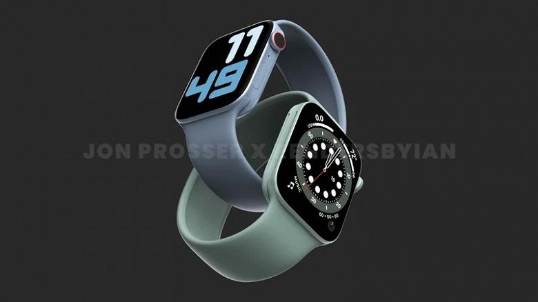 Новые Apple Watch в кардинально переработанном дизайне станут больше
