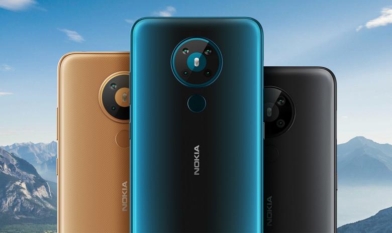 Прошлогодний недорогой Nokia 5.3 получил Android 11