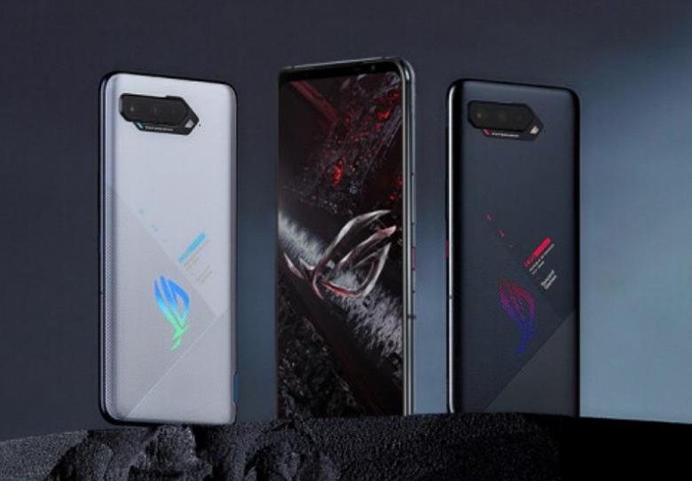 Объявлены цены на геймерский смартфон Asus ROG 5s Pro: два экрана, 144 Гц, Qualcomm Snapdragon 888+, 18 ГБ ОЗУ и 6000 мА•ч