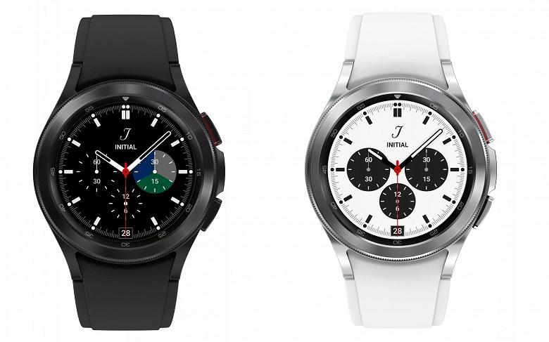 Samsung Galaxy Watch4 Classic теперь можно рассмотреть во всех деталях