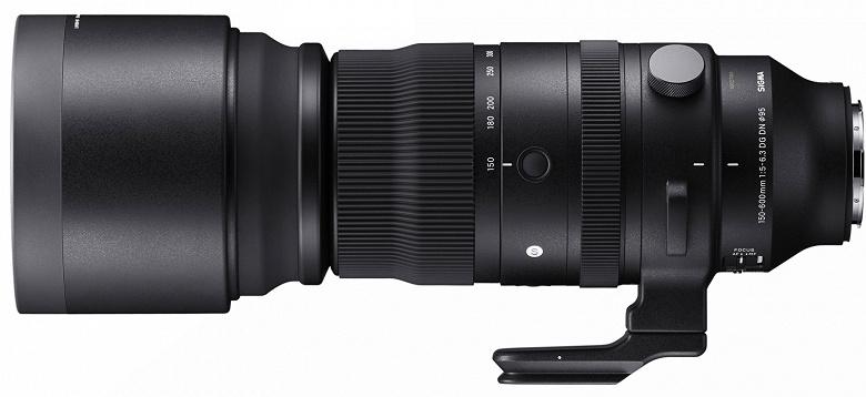 Представлен объектив Sigma 150-600mm F5-6.3 DG DN OS | Sports