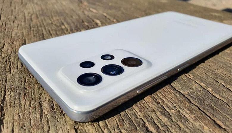Samsung Galaxy A53 разочарует своей камерой