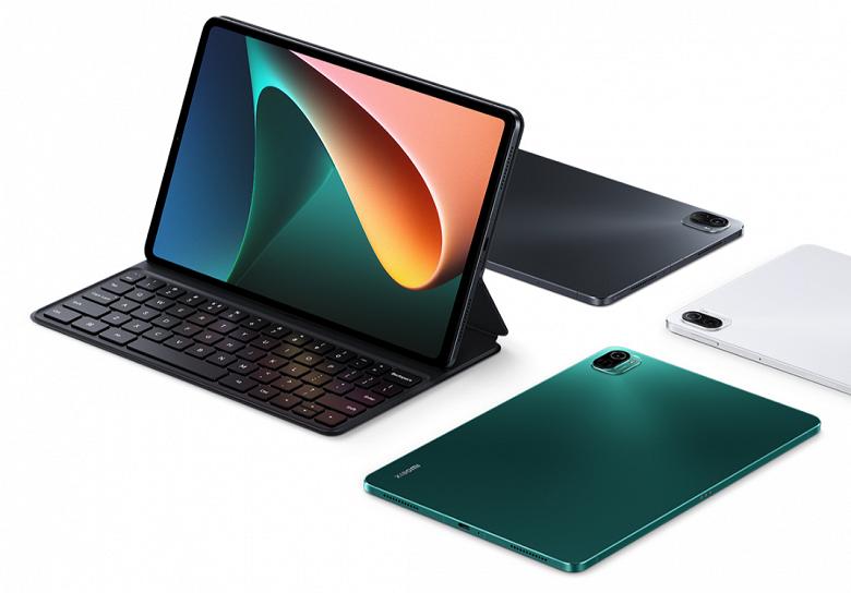 Вместе с Xiaomi Mi Pad 5 представили Mi Pad Stylus и другие аксессуары
